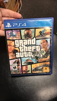 PS4. Grand Theft Auto V Hagerstown, 21742