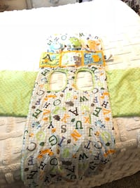 Baby Grocery/Shopping Cart seat cover