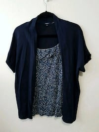 Reitmans tank top and sweater size XL Mississauga, L5A 3Y3