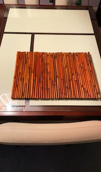 Pier1 Bamboo Placemats (6)