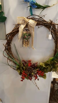 Handmade wreath St. Thomas, N4G 5R8
