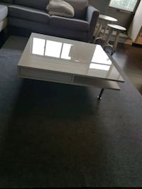 Coffee table high gloss white Toronto, M3J 1L9