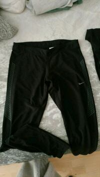 black and white Adidas track pants Vaudreuil-Dorion, J7V