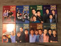 Two and a half Men Seasons 1 - 8