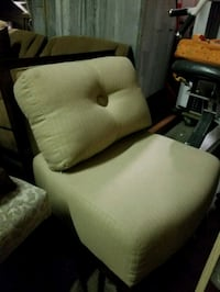 Great trendy low profile accent chair!Sage$$$ Calgary, T2A 5R5