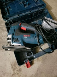 BOSCH JIGSAW, NEW CONDITION USED ONCE. Providence