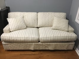 Fabric Pullout Couch