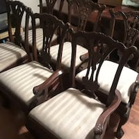 Dining Table and Chairs Stockton