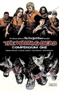 Walking Dead compendium 1&2 Arlington, 22204