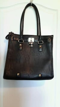 New black Handbag   from Spring.