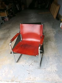 Vintage all leather desk chair Providence, 02908