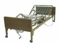 Twin Size Hospital Bed