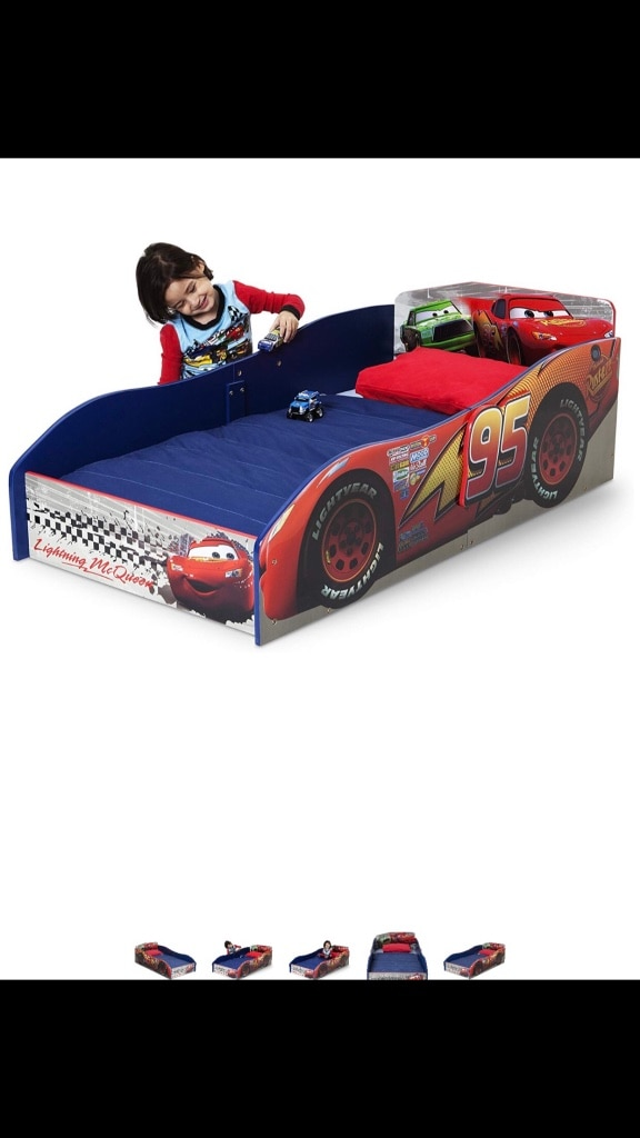 Exceptionnel Toddler Car Bed