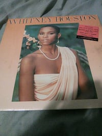 Whitney Houston poster Barrie