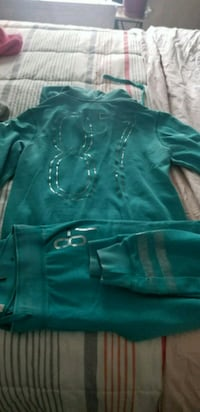 green and white Aero Postale sweat suit Allentown