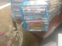 Blue Ray Dvd's Puyallup, 98373