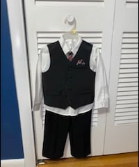Boys Toddler Suit