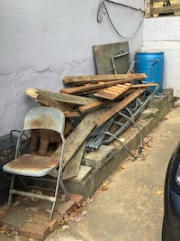Scrap Metal, Scrap Wood Arlington, 22206