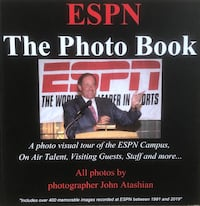 ESPN - The Photo Book (eBook) For viewing on Cell Phones, Tablets and Computers