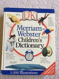 Children's dictionary Clarksburg, 20871