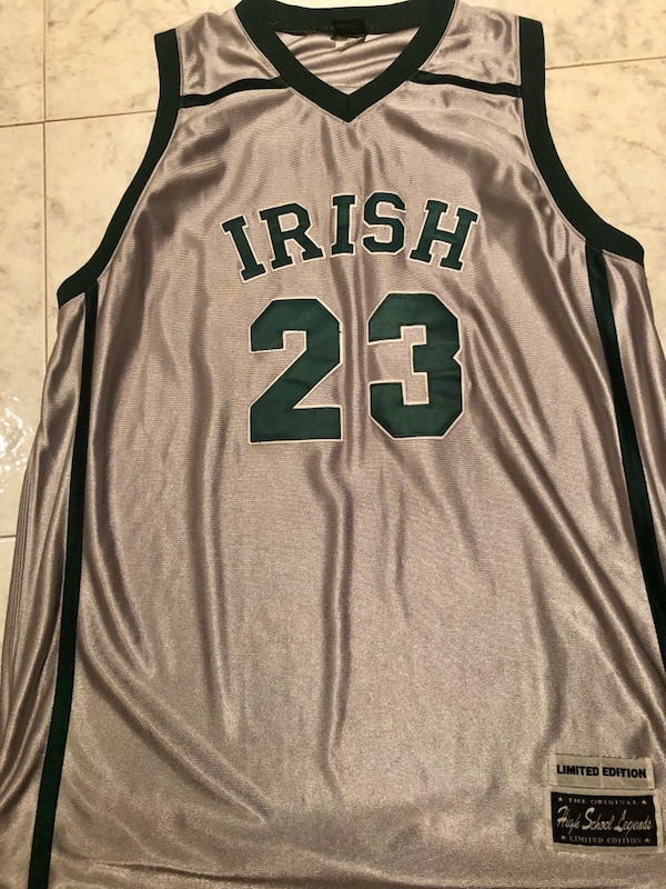 innovative design f210c 2f000 Sports Jersey. Lebron James HS Jersey, size 2XL. Limited Editionq