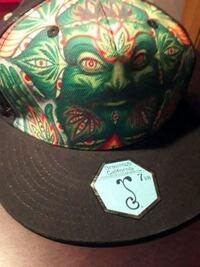 Fitted Hat Las Vegas
