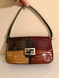 Multicolor leather handbag  Rockville, 20852