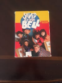 Saved By The Bell Seasons 1 & 2 Moreno Valley, 92557