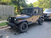 Jeep - Wrangler - 1993 Annandale