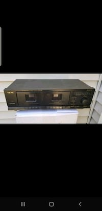 Dual cassette player Yorktown Heights, 10598