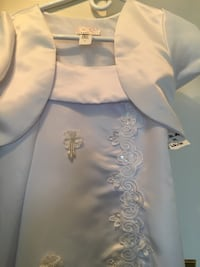 Brand new with tags size 14 girls communion or fancy dress  Essa