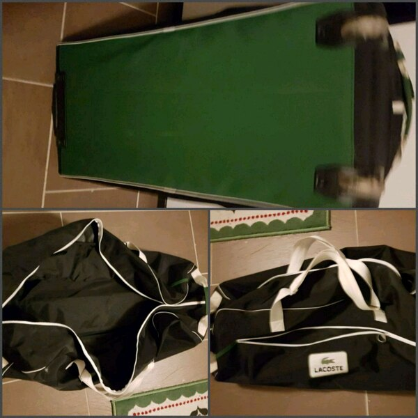 Lacoste travelling bag