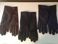 Leather Gloves - 3 Pairs Port Moody, V3H 5E2