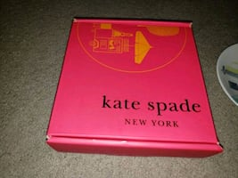 Kate Spade New York mini Plate set New