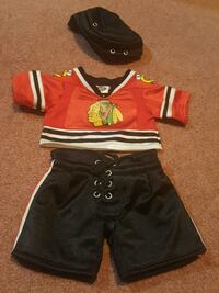 Build A Bear 3pc outfit