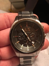 Armani watch (trades considered) Devon