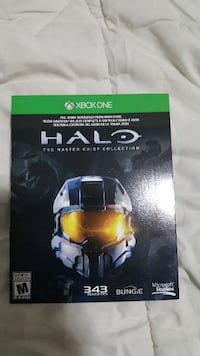 Halo Xbox One game case