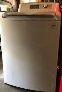 LG Wave Force Washer