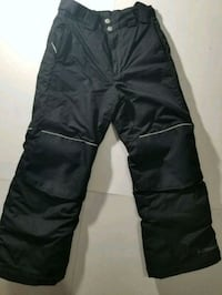 Kids Columbia snow pants like new size 8 3161 km