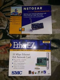 Old / New - Ethernet Cards
