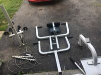 white steel frame gym equipment Elgin, 60120