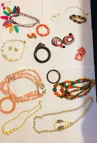 Assorted jewelry. You can buy one or all.