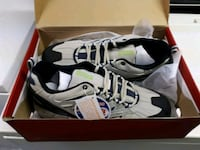 Men's CSA approved safety shoes size 12 London, N6J 3K9