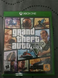 GTA 5 for XBox 1 on  Sale Edmonton, T6T 0K8