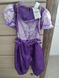 Shimmer and shine costume Brampton, L6R 4A3