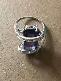 Size 11 cool oversized ring Located Millwoods/south side Edmonton, T6L 6P5