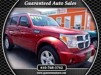 Dodge Nitro 2008 Glen Burnie