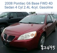 Pontiac - G6 - 2008 Milwaukee