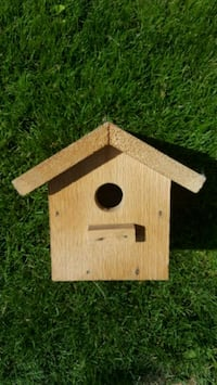 Bird house ask$5 Brantford, N3S 5C7