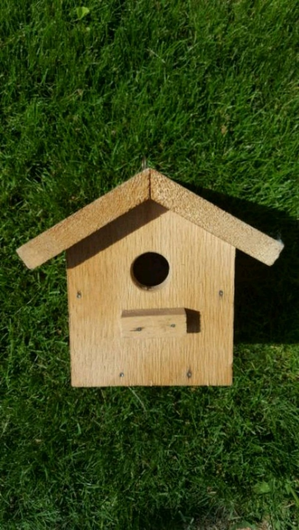 Bird house ask$5 128582d9-7769-4c93-a872-93afbe4323dc